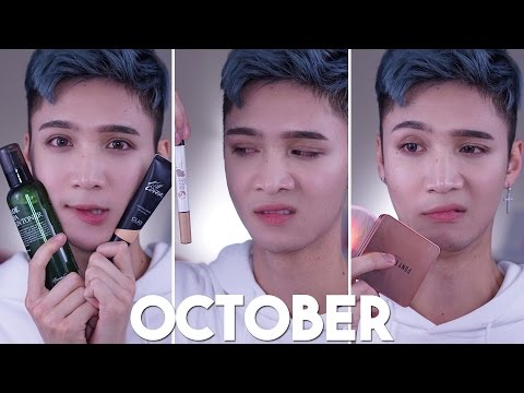 October's Hits, Shits, & Eh, You Cute I Guess - Edward Avila