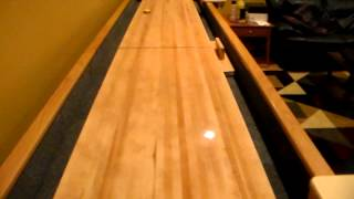Shuffleboard Finished And Playable