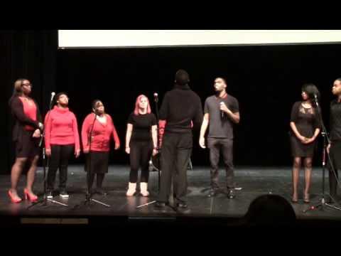 Community College of Philadelphia Christian W&M Alliance Love Concert- CCP Gospel Choir