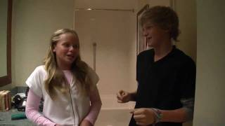 The Silly Hillbilly Song Sing-a-Long (cody simpson and alli simpson)