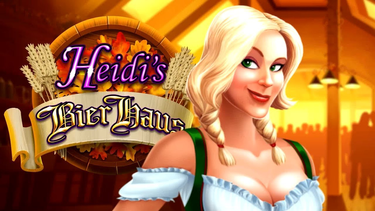 HeidiS Bier Haus Slot Machine