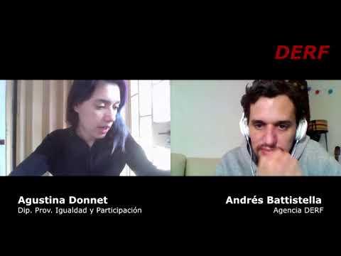Agustina Donnet: Proponemos crear el Conectar Igualdad Santa Fe