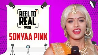 Reel To Real With Sonya Pink Aka Ruby From Serial NAZAR   Telly Reporter Exclusive