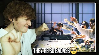 THEY'RE SO BADASS! (EXO (엑소) 'Lotto' | Music Video Reaction/…