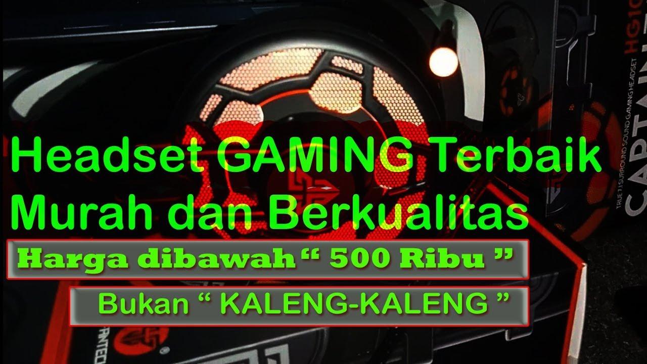 Headset Gaming Terbaik Murah dan Berkualitas harga dibawah ...