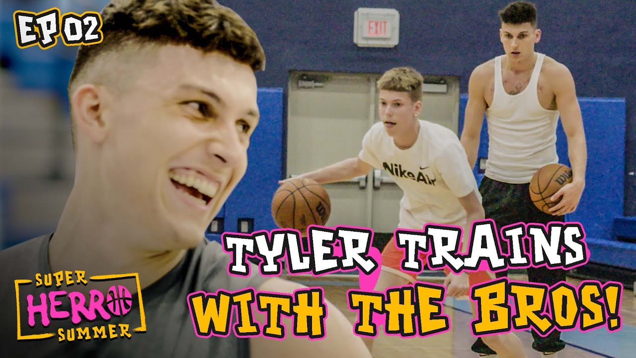 """Download """"I'm A Regular Person!"""" Tyler Herro Shows Us His LIFE! Training, Girlfriend & More 🔥 Ep 2"""