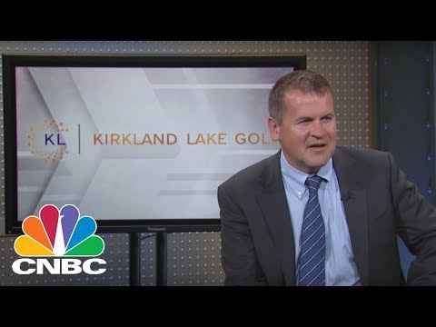 Kirkland Lake Gold CEO: Shining On? | Mad Money | CNBC