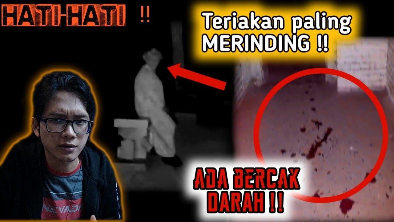 Setelah Sosok NENEK TUA, Ditemukan Bercak DARAH !! | Horror Reaction