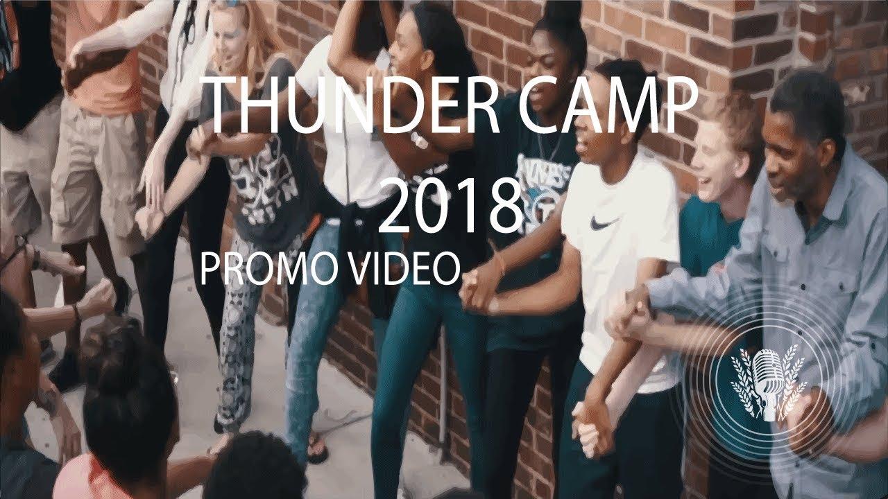 Thunder Camp 2018 Promo By Harvest Sound
