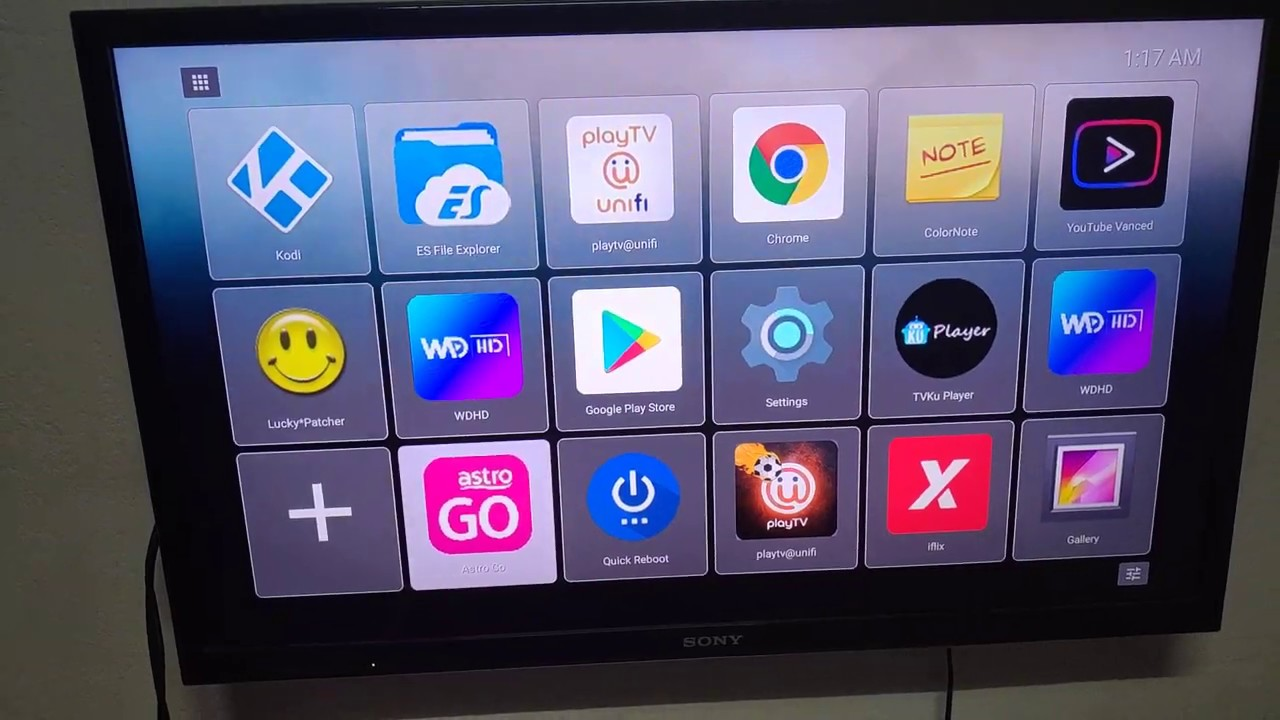 Tengok Astro Go Android Apps Untuk Device Android Box Tanix Tx6