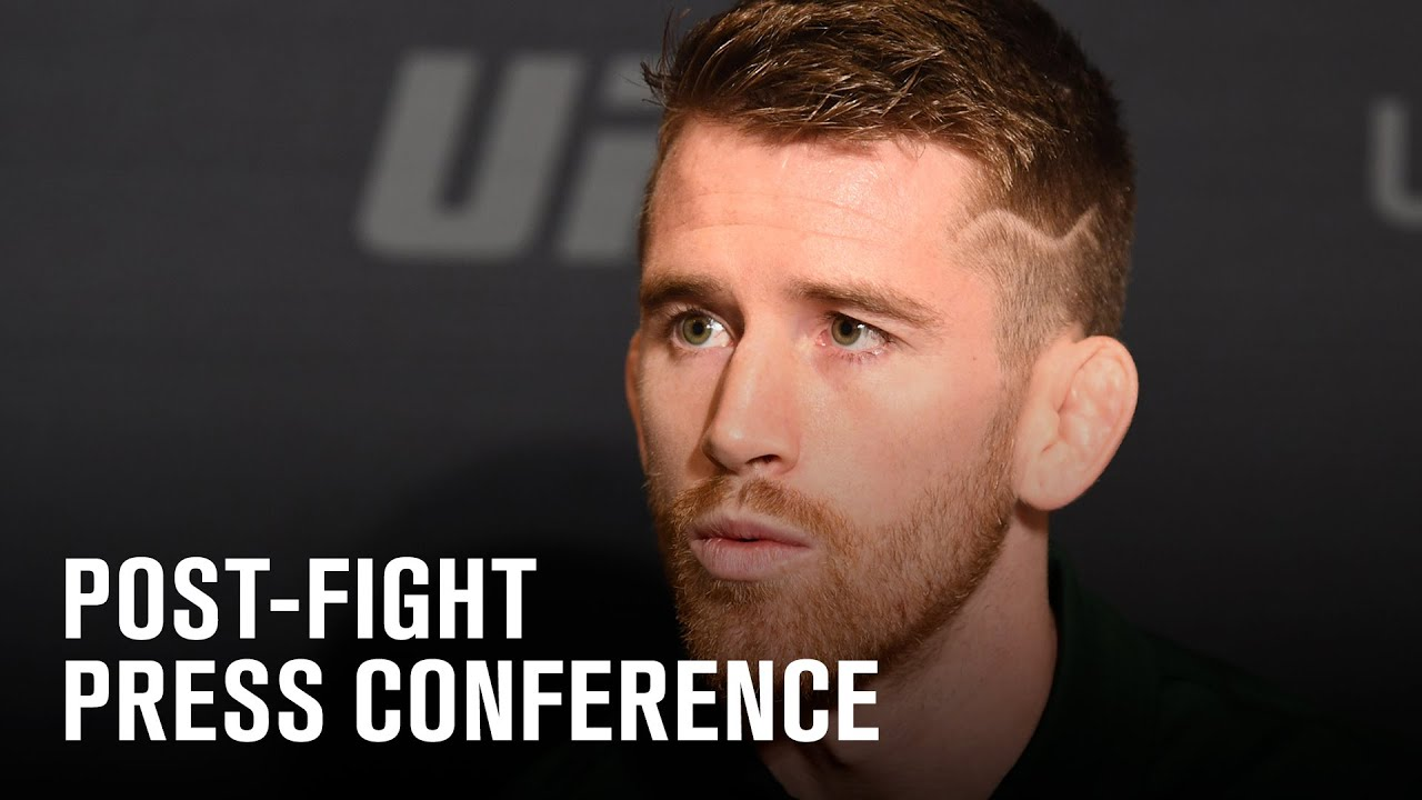 UFC Fight Island 5: Post-fight Press Conference
