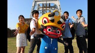 """8月12日に開催した市内7校高校生総合文化祭""""大牟田100祭""""の企画で、高校..."""
