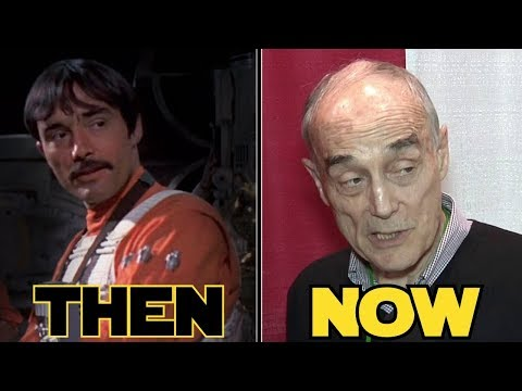 What The Cast of 'A New Hope' Look Like Today Then and Now 6