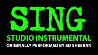 Sing (Cover Instrumental) [In the Style of Ed Sheeran & Pharrell]
