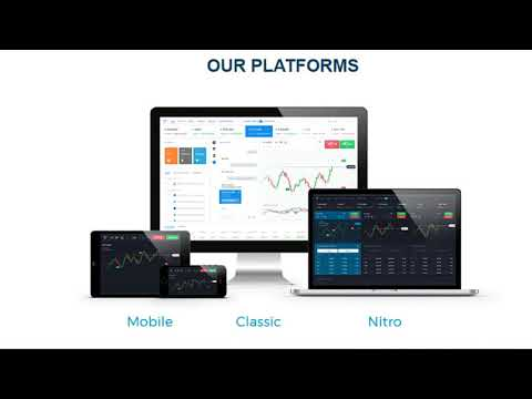 Trade.io - Trading Platform Blockchain
