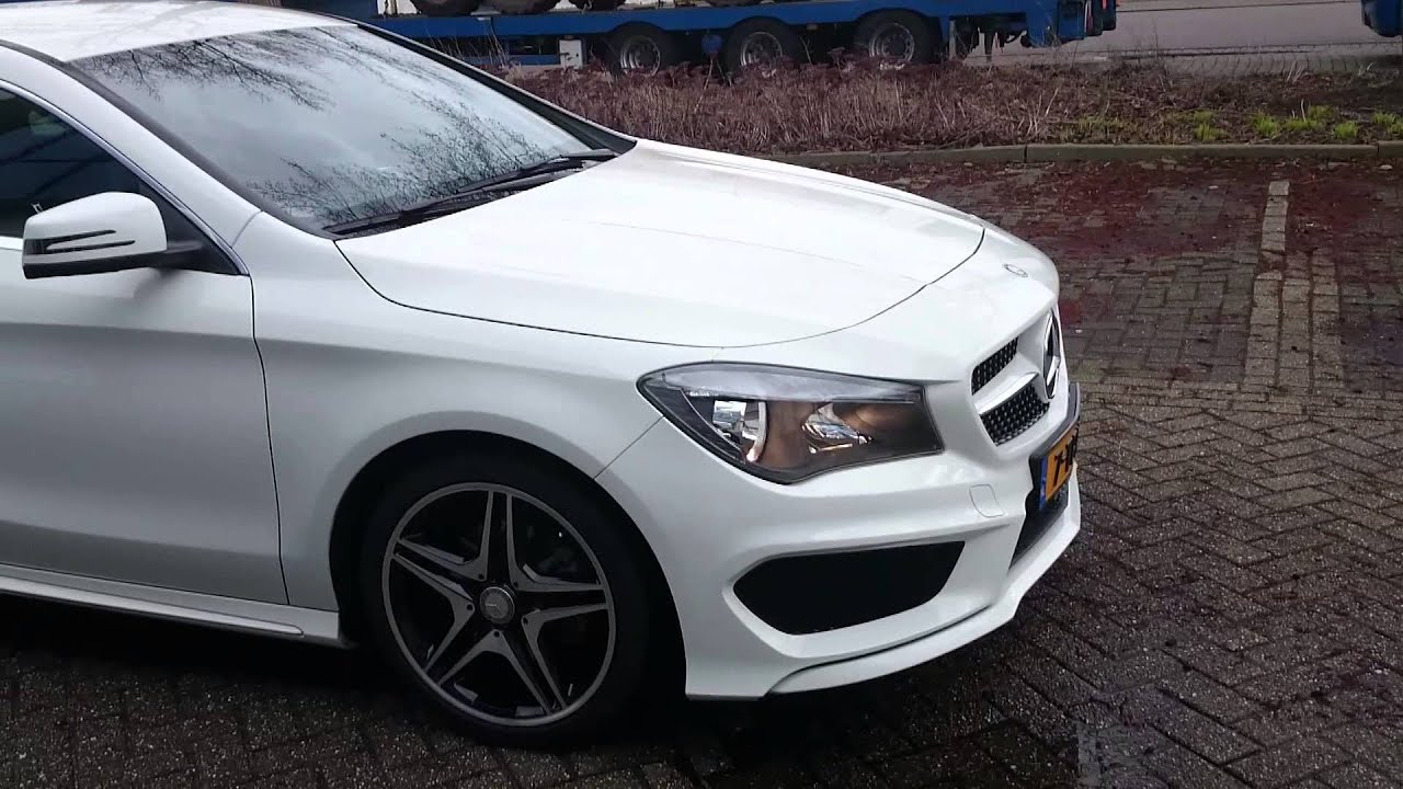 mercedes benz cla 180 amg line look my new videos youtube. Black Bedroom Furniture Sets. Home Design Ideas