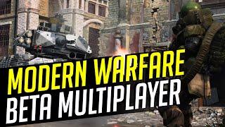 Call Of Duty Modern Warfare PROVATO su PS4: dettagli e impressioni dalla Beta