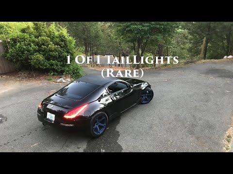 Custom In Lens LED Tail Lights