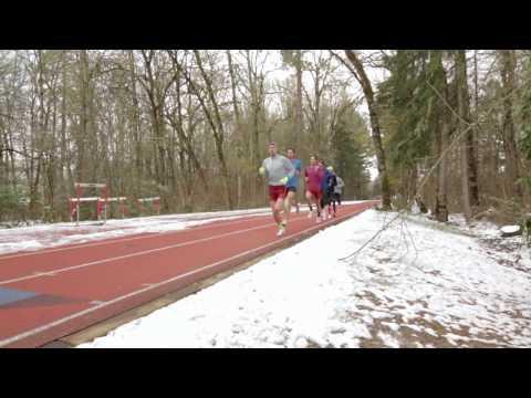 Bowerman TC Winter Workout