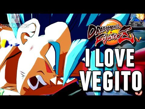 VEGITO WITH THE GODLIKE PUNISH! - Dragon Ball FighterZ: Vegito, Cooler & Nappa