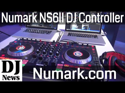 Numark NS6II DJ Controller NS62 For Mobile and Club Performance | Disc Jockey News