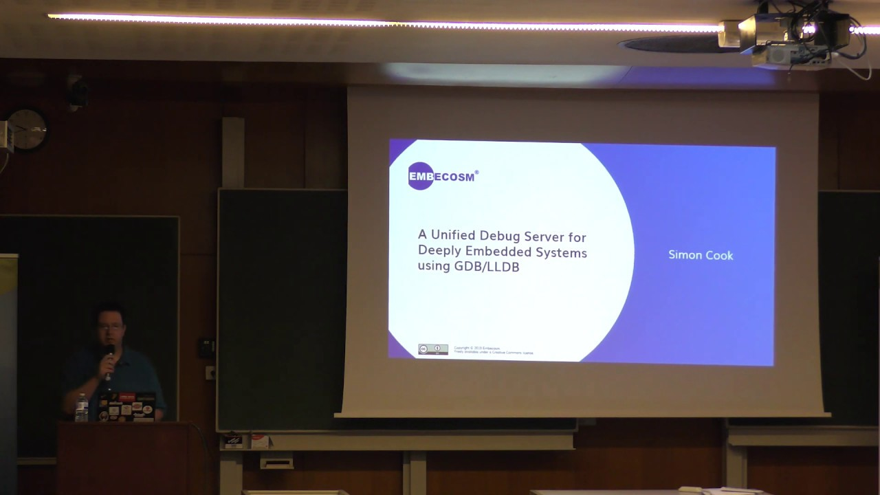 A Unified Debug Server for Deeply Embedded Systems and GDB/LLDB - Simon  Cook - ORConf 2019