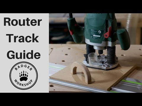 Router Track Guide