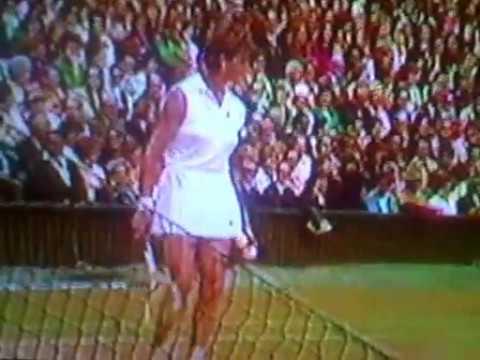 1970 Wimbledon Ladies