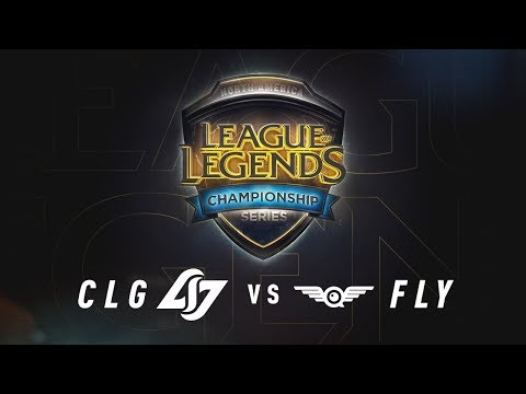 CLG vs. FLY | Regional Qualifier Day 2 | NA LCS Summer Split Game 3 | CLG vs. FlyQuest (2017)