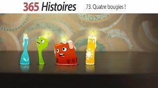 Les quatre bougies...