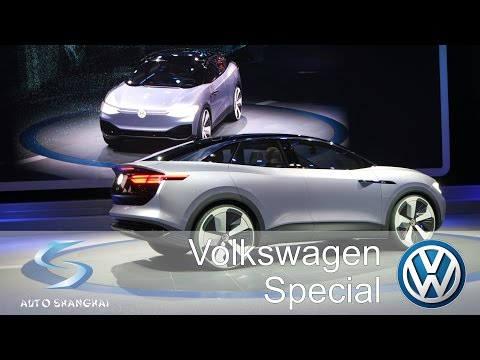 Auto China 2017 / Shanghai - VW Special