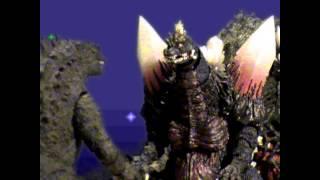 Godzilla and the Kaiju Heroes episode 1 The Beginning