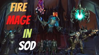 Sanctum of Domination Heroic - All Bosses Rank 1 All-Star No Power Infusion - SKB Fire Mage PoV