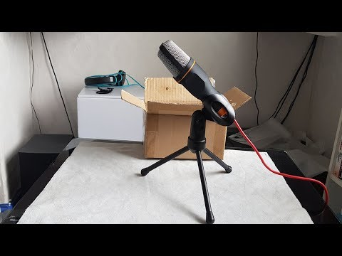 Condenser Microphone SF-666|Unboxing