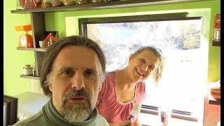 Natíráme okna a dveře - renovace kuchyně 2. díl