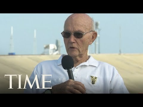 MORNING NEWS - VIDEO: Astronaut Talks About Apollo 11 Launch!