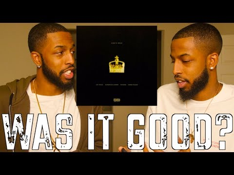 JAY ROCK (FEAT. KENDRICK LAMAR , FUTURE, JAMES BLAKE) - KINGS DEAD REACTION & REVIEW #MALLORYBROS 4K