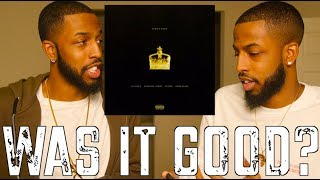 Jay Rock Feat Kendrick Lamar Future James Blake Kings Dead Reaction Review Mallorybros 4k