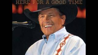 Watch George Strait Drinkin Man video