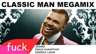 Jidenna- Classic Man MEGAMIX VIDEO + Lyrics (feat. Kendrick Lamar & Roman GianArthur)