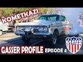 """KometKazi"" 1964 Mercury Comet Gasser Big Block Ford Power. Gasser Profile Episode 4"