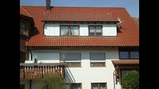 Why German houses are better. My best friends house in Germany