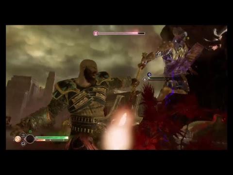 God of war playthrough part 15