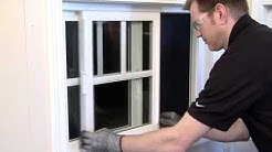 How To: Adjust Sliding Window Rollers for Smooth Operation