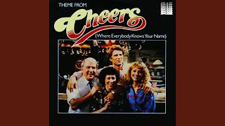 [Theme from ''Cheers''] Where Everybody Knows Your Name
