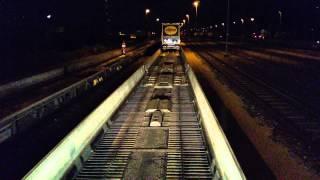 заезд на поезд в Италию 1