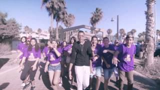 סטטיק - צובעים את חיפה סגול (הקליפ הרשמי)