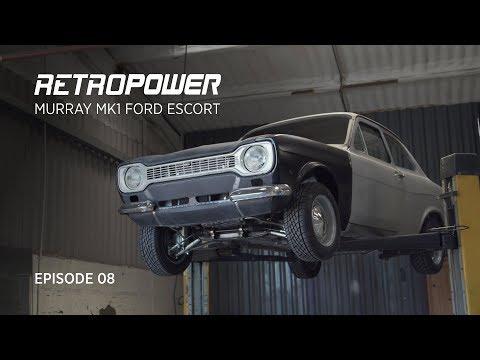 Gordon Murray's MK1 Escort - Retropower Build Episode 8