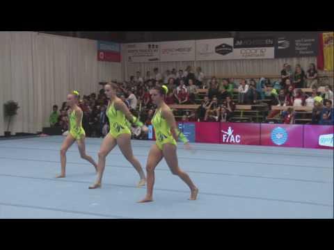 FIAC 2017 JUN BAL VGL NIEL Helleboogh Julie Van Orden Chloë Baeyens Phebe
