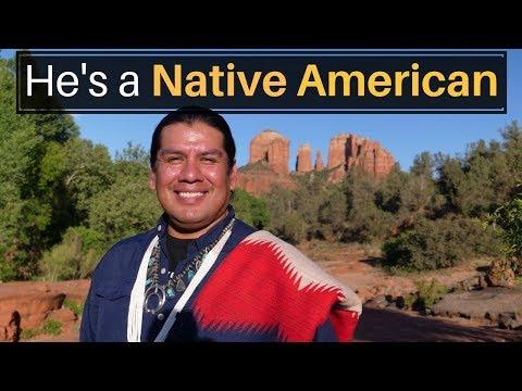 He's A Native American